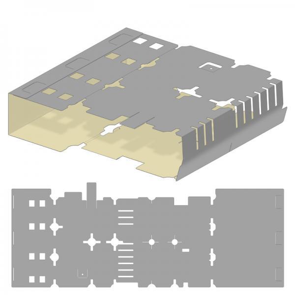 funzionale pannelli elettromagnetici industria